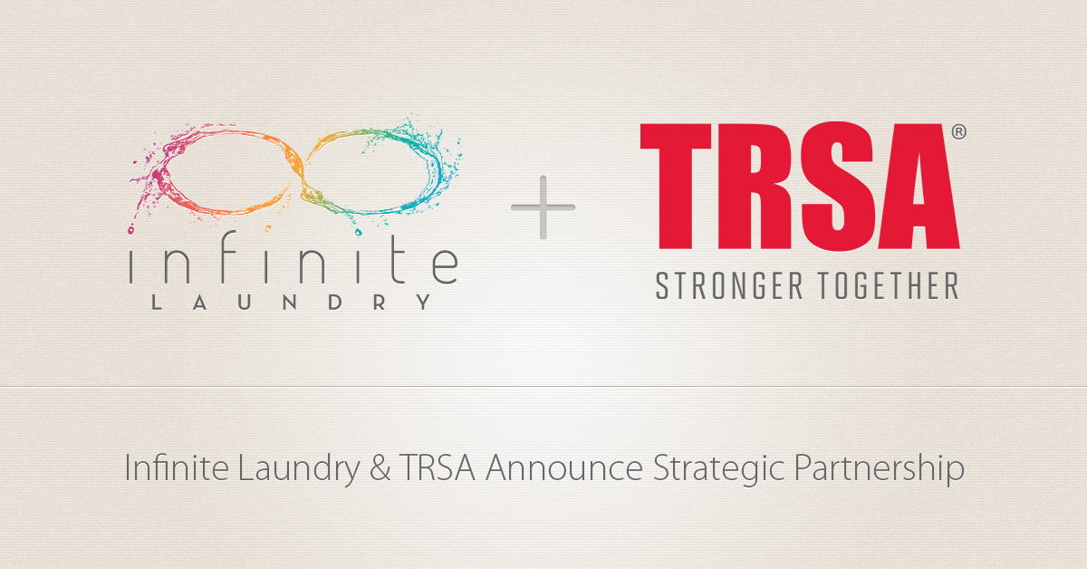 Infinite Laundry TRSA Partnership