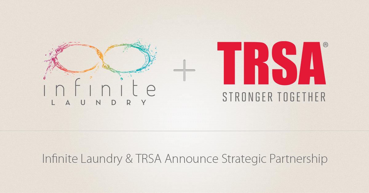 Infinite Laundry TRSA Partnership