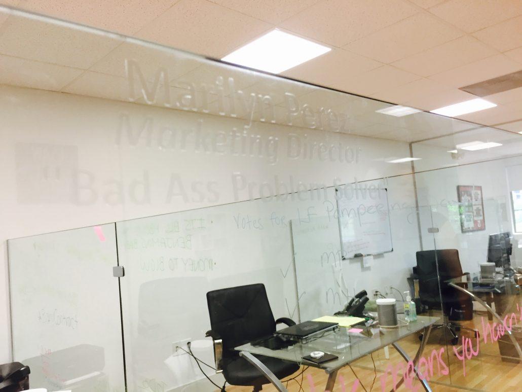 Marilyn's Office