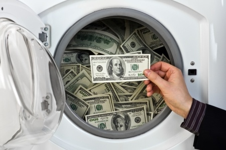 Washing money away by not using a linen service