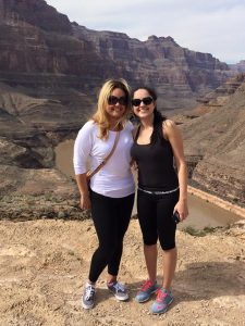 ML and MP at Grand Canyon