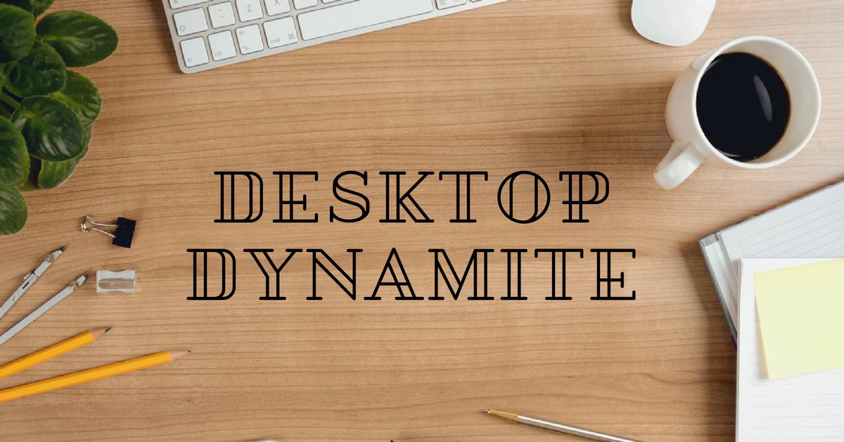 desktop dynamite