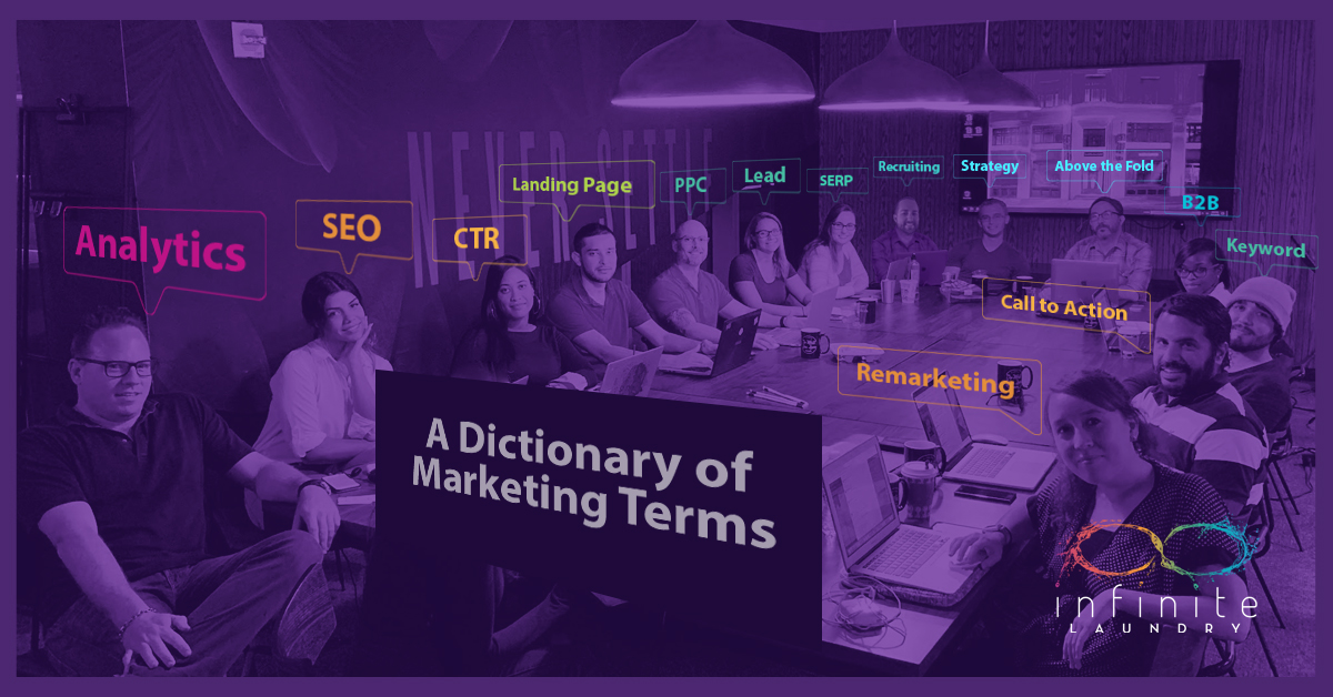 marketing terms group