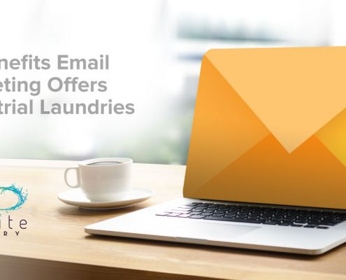 industrial laundry email marketing