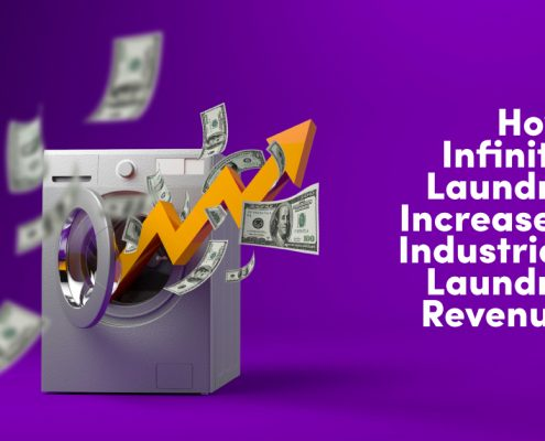 How Infinite Laundry Increases Industrial Laundry Revenue